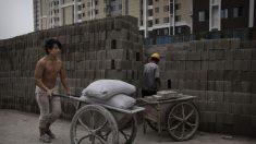 Índice econômico da China mergulha em queda