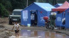 Resgate de terremoto embolsado por autoridades na China