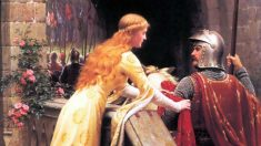 Histórica emoção expressa no quadro 'Boa sorte' de E. Blair