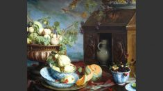 Estilo barroco de Laagland evoca Velhos Mestres – Parte 1