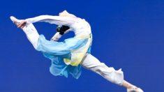 Revivendo a cultura tradicional chinesa através da dança
