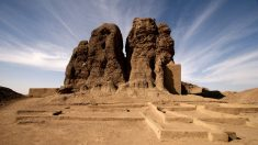 Estudo revela como antigos sobreviveram à seca catastrófica