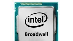 Intel revela características da sua nova linha de chips Broadwell