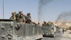 Dezenas de soldados sírios foram executados pelo Estado Islâmico, diz ONG