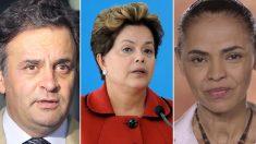 Vox Populi: Dilma tem 40% das intenções de voto, Marina 22%, Aécio 17%