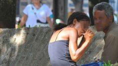 20% dos usuários das cracolândias no Brasil são mulheres, segundo Fiocruz