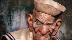 Ilustrações transformam personagens digitais em pessoas