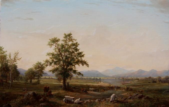Erik Koeppel captura o espírito da natureza em suas pinturas