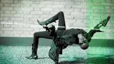 Fotógrafo utiliza modelos negros para recriar cenas do cinema