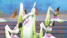 Envolvendo a platéia com a dança ao manter o coração puro