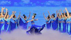 Expressando sentimentos através da dança clássica chinesa