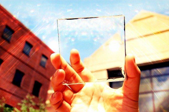 Nova tecnologia transforma vidro em painéis de energia solar