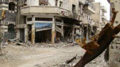 Ao menos 28 pessoas morrem em bombardeios no norte da Síria