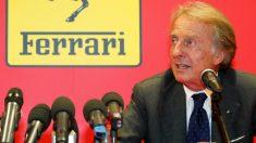 Montezemolo deixa presidência da Ferrari após 23 anos