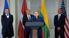 Presidente da Lituânia compara Putin com Stalin e Hitler