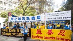 Perseguição ao Falun Gong exposta na Cúpula do Clima da ONU