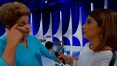 Denúncia de que Dilma passaria mal circulava na web desde setembro