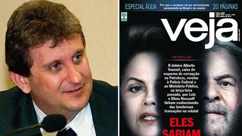 Lula e Dilma sabiam do Petrolão, afirma doleiro Alberto Youssef
