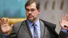 Sem citar Bolsonaro, Toffoli diz que não há democracia sem Parlamento atuante