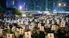 Brutalidade e Determinação em Hong Kong