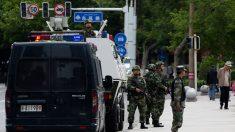 100.000 tropas chinesas estariam sendo mobilizadas para Xinjiang