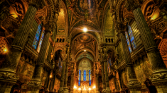 Encantos da Basílica de Fourvière, em Lyon