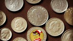 Artista pinta criativamente personagens famosos em moedas