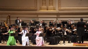 Orquestra Sinfônica Shen Yun: Espiritualmente edificante