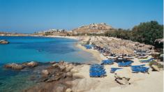 Ilha Mykonos, um dos paraísos do Mar Egeu