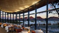 Resort de luxo na Tasmânia privilegia paisagem deslumbrante