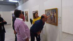 Exibição de Arte do Falun Dafa tem um profundo impacto