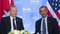 Presidentes dos EUA e Turquia comprometem-se a reforçar luta contra Estado Islâmico