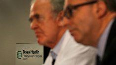 EUA confirmam primeiro caso de ebola no país
