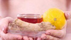 Conheça as incríveis propriedades curativas do gengibre