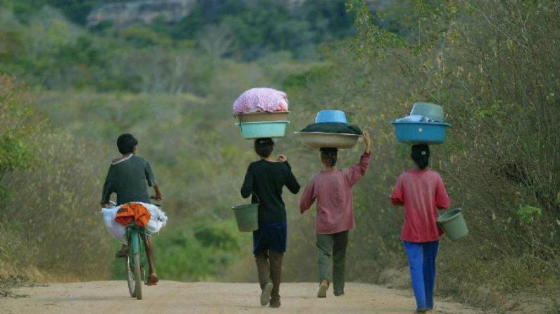 A crise da água pelo Brasil