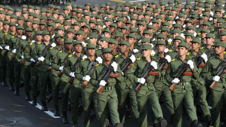 Mobilização cubana no Brasil e na Venezuela provoca suspeitas