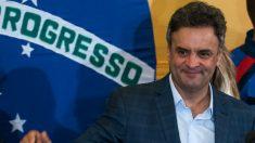 Dilma Rousseff incorre em crime se não respeitar a Lei de Responsabilidade Fiscal, diz Aécio