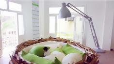 Quatro camas criativas que você não vai acreditar que existem