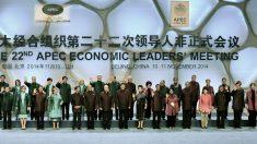 Enquanto mundo observa APEC, China envia uma mensagem