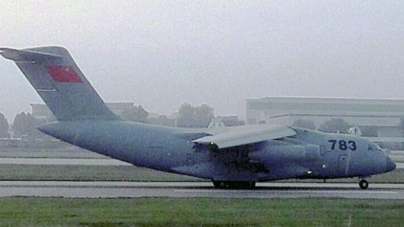 Novo avião cargueiro Y-20 é decisivo para exército chinês