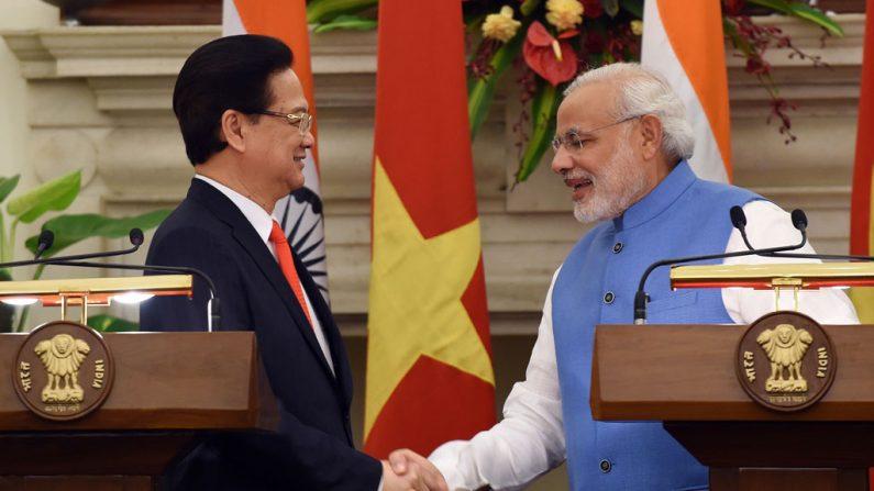 China teme que relações Índia-Vietnã ameacem sua posição dominante