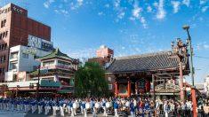 Desfile em Tóquio expõe a verdade sobre perseguição ao Falun Gong na China