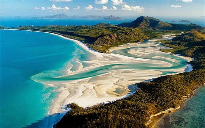 As 25 mais belas paisagens naturais do mundo