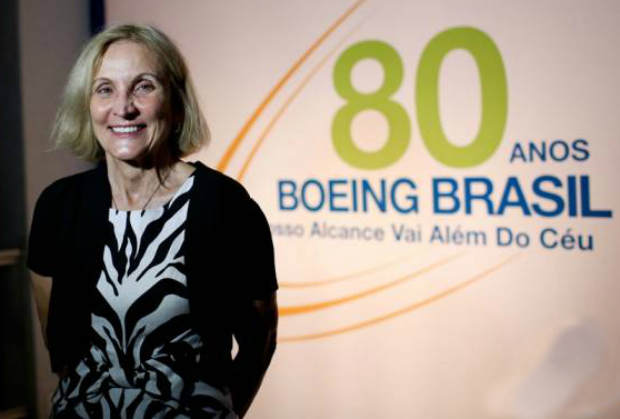 Boeing: Donna Hrinak assume liderança na América Latina
