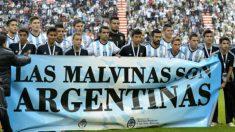 Lei argentina obriga transporte público a mostrar a frase 'as Malvinas são argentinas'