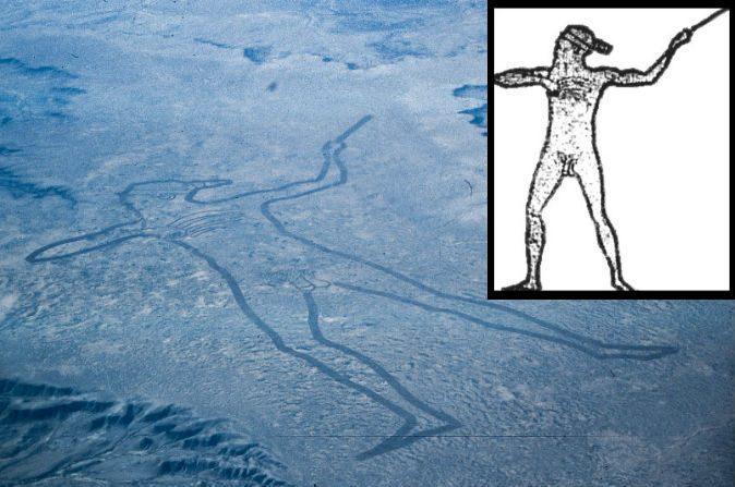 Geoglifo gigante no Sul da Austrália permanece um mistério