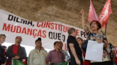 Ato oficial do PT a favor de Dilma reúne 70 pessoas no vão do Masp