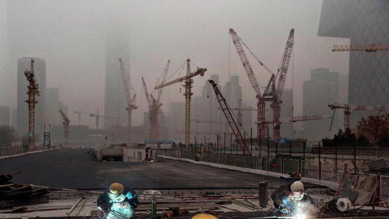 A política insana da China de crescimento do PIB: US$ 6,9 trilhões em maus investimentos em 5 anos