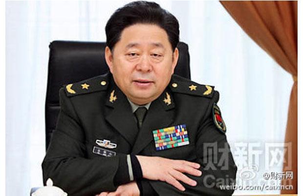 Oficial chinês derrubado teria contratado assassino