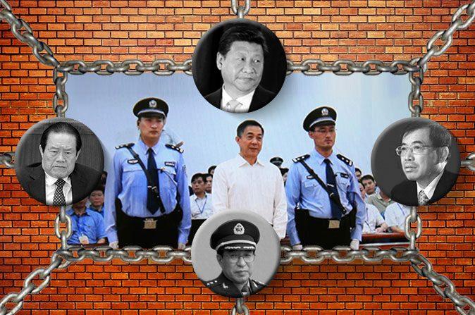 Líder chinês Xi Jinping limpa a casa na China